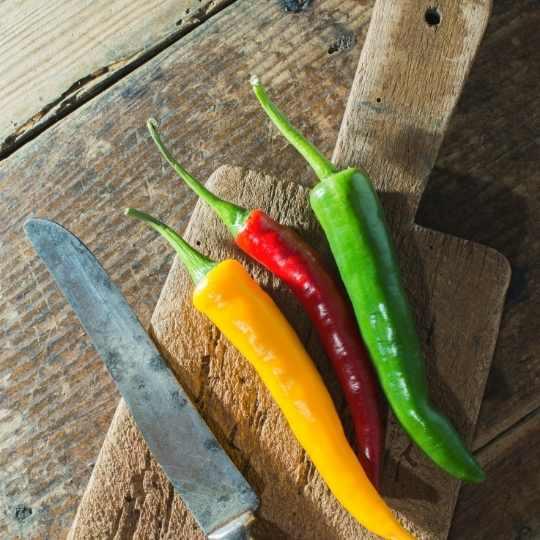 Beneficios del consumo de ají y sus propiedades