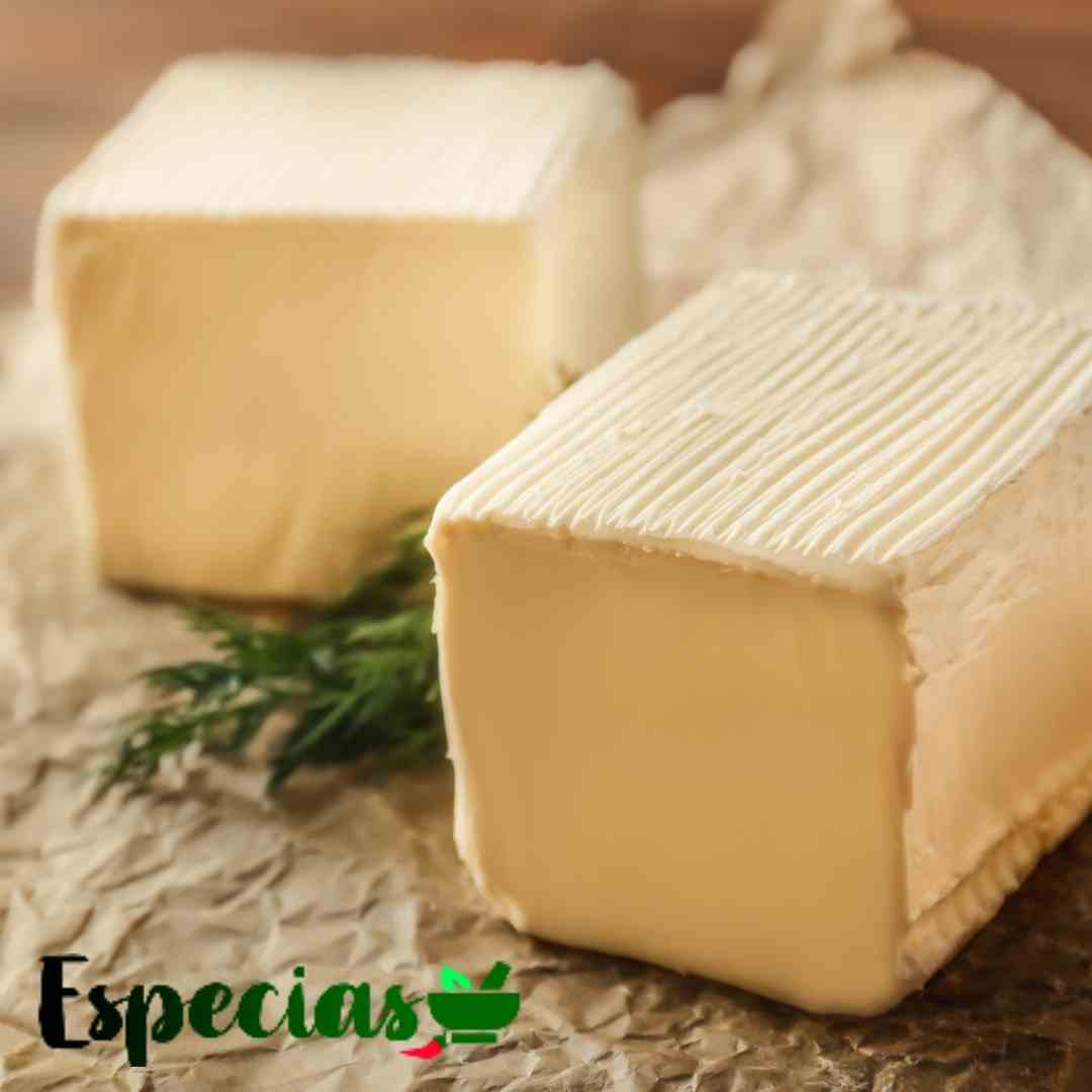mantequilla saborizada con especias.