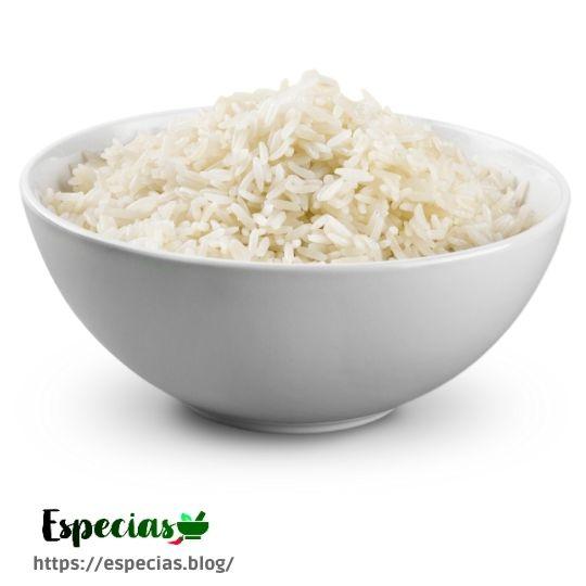 arroz - ingredientes